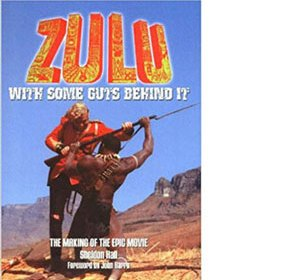 Book cover of Zulu: with some guts behind it