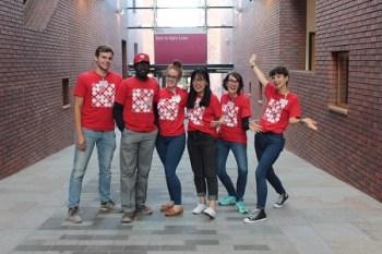 ECSCW2017 Student Volunteer Team