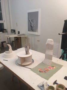 Studio Michael Schultze, Berlin. Col McCormack (2017).
