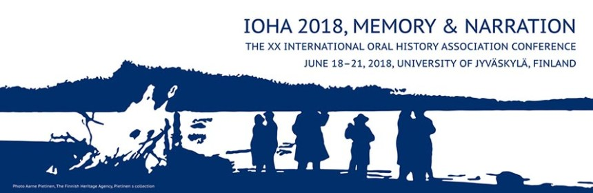 IOHA XX Banner image - Photo by Aarne Pietinen, Finnish Heritage Agency
