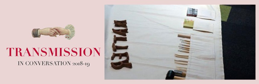 Transmission banner for Hester Reeve and Rowan Bailey