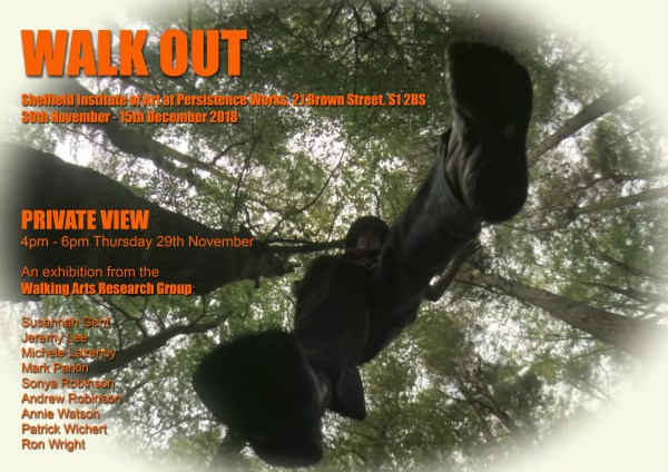 Walk Out exhibition info
