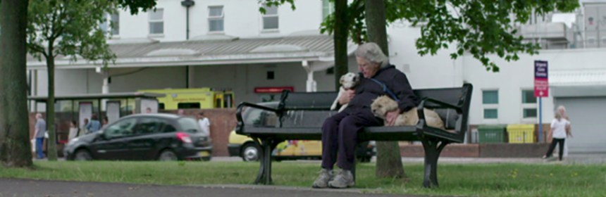 Still from 'Alone Together' by Professor Esther Johnson