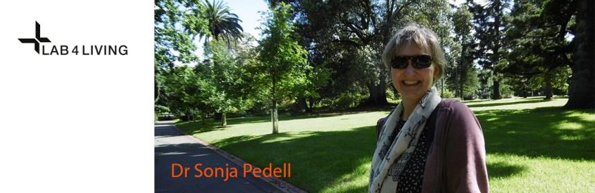 Visiting scholar Dr Sonja Pedell