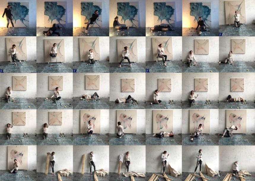 2020 TRANSMISSION McCORMACK - Clare Price - Squares