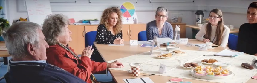 Journeying Through Dementia Wales