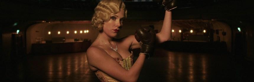 Copyright Faction North 2021. Dannie Harris as Mae West.