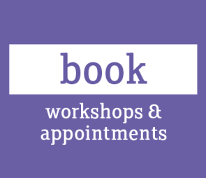 Book workshops and appointments