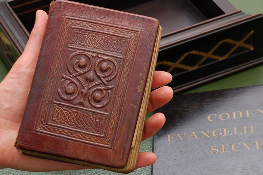 Europe's Oldest Intact Book!