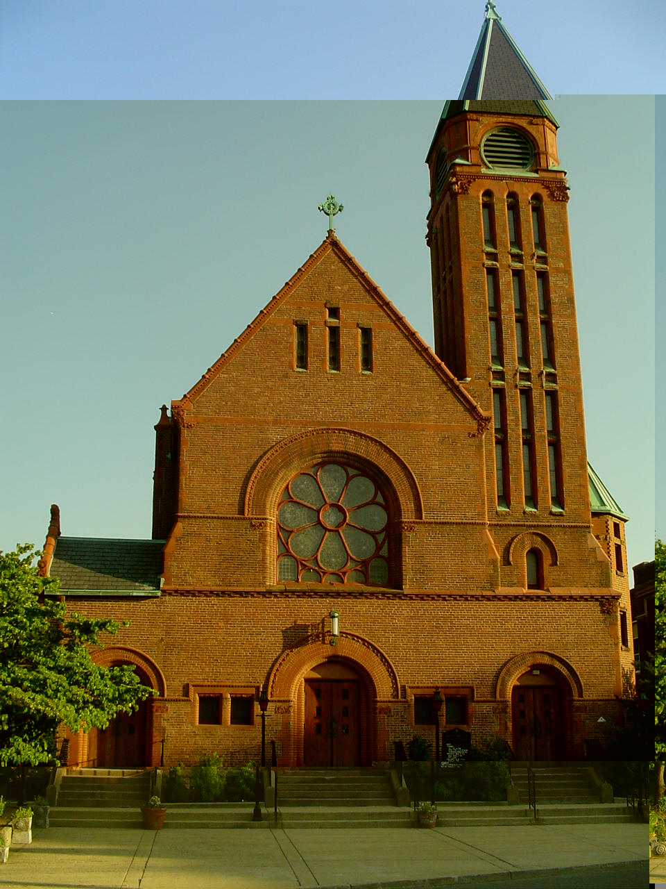 Rahway Saint Mary 171 Churches Of The Archdiocese Of Newark