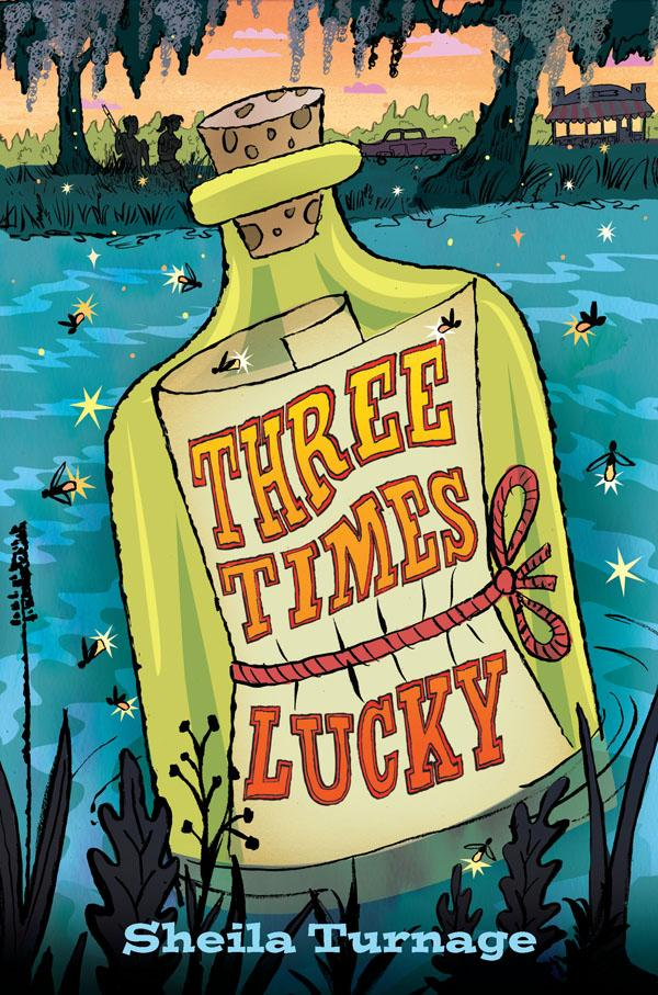 Image result for short summary of the book three times lucky by sheila turnage