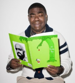 Tracy Morgan love the Giving Tree