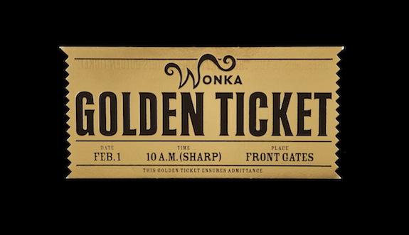 batarang a golden ticket and a green gremlin treasures from warner