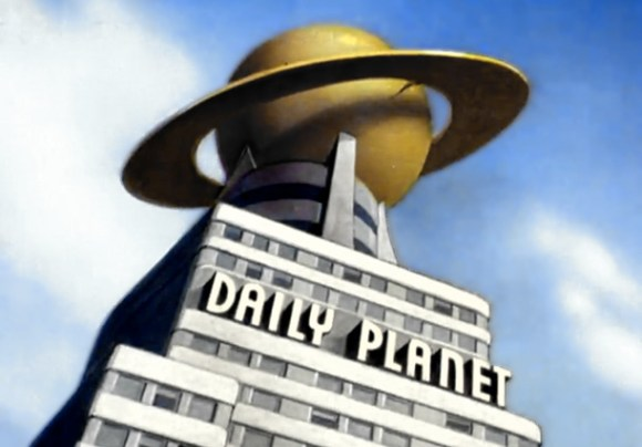 first daily planet