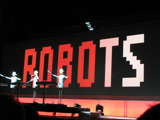 robots artificial intelligence