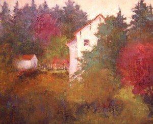 Retreat, by Sue Bennett