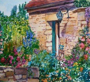 Joy of Provence, by Sue Bennett
