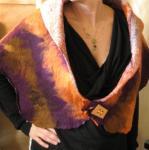 Jo Ann Manzone, Fiber Artist