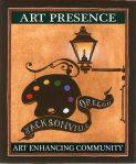 Art Presence Art Center, Jacksonville, Oregon logo