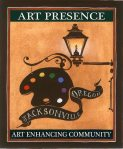 Art Presence Art Center, Jacksonville, Oregon logo