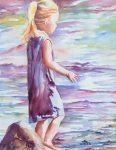 Stepping In, by Judy Hubler