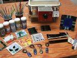 LightGarden Glass Art Fusing Supplies and workshops