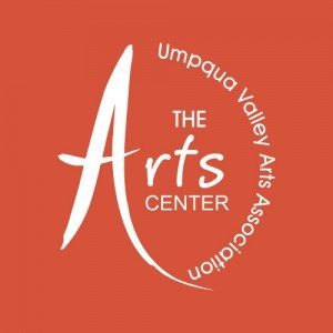 Umpqua Valley Arts Association UVAA logo