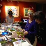 Art Party with Eve Margo Withrow
