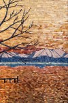Kate Kerrigan, Alpen Glow. Second Annual Contemporary Mosaic Arts Summit, Ashland, Oregon, October 1-4, 2015