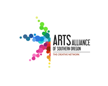 Arts Alliance of Southern Oregon logo