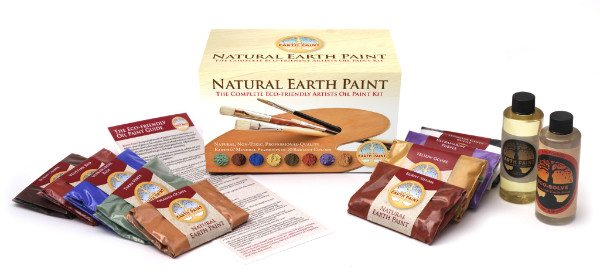 Natural Earth Paints Eco Friendly Artist