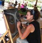 Pamela Hoke, Eco Artist