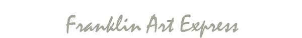 Joan Franklin Art Express: header image