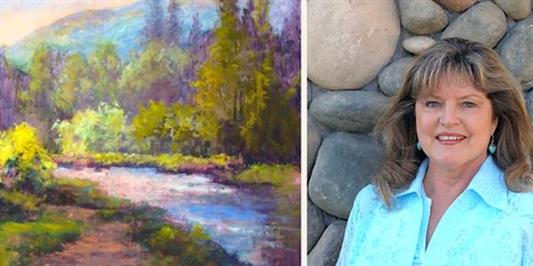 Pastel Classes with Janis Ellision - 2017 session