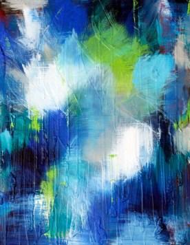 Blue Day, by Cammy Davis