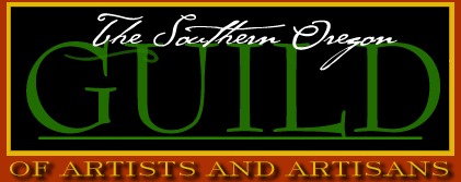 Southern Oregon Guild of Artists and Artisans logo