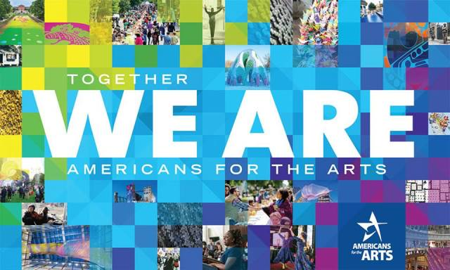 Together WE ARE Americans for the Arts