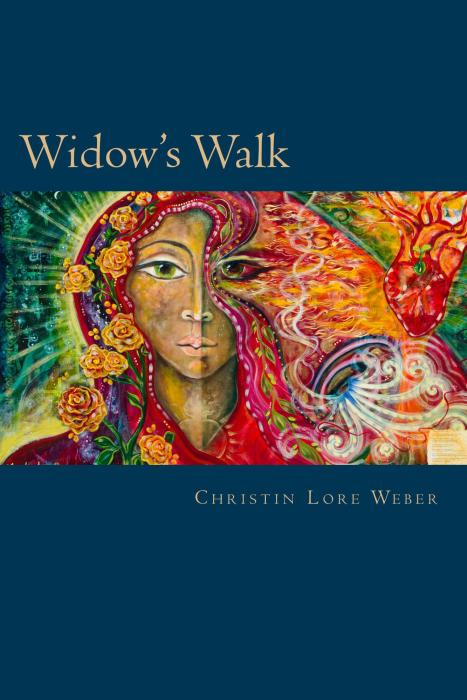 Image of cover art for Widow's Walk, book by Christin Lore Weber