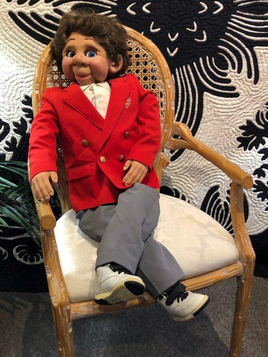 Ventriloquist Dummy