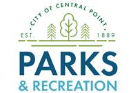 City of Central Point Parks & Recreation logo