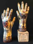 Kindred Spirits art classes include A Show of Hands Cast and collaged in your own personal style of bohemian or old school tattoos.