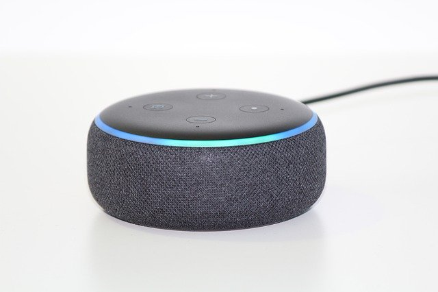 alexa uses NLP technology