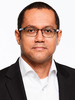 Boubacar Traoré, IT Transformation Director von Capgemini