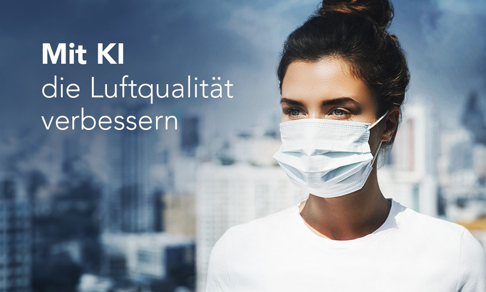Mit KI die Stuttgarter Luftqualität verbessern