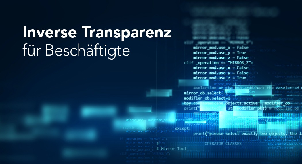 Datenschutzsouveränität in der digitalen Arbeitswelt