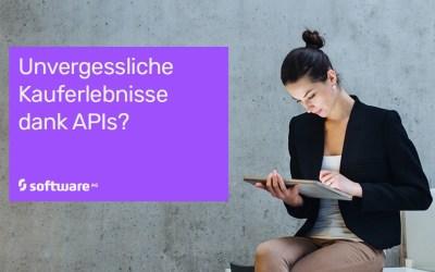 Ohne APIs läuft nichts im digitalen Geschäft?