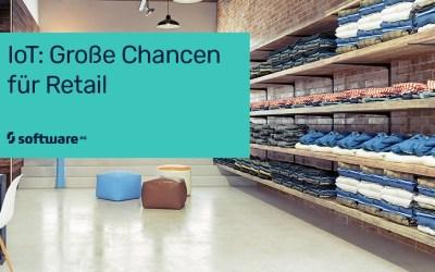 IoT: Die großen Chancen des Retail-Sektors