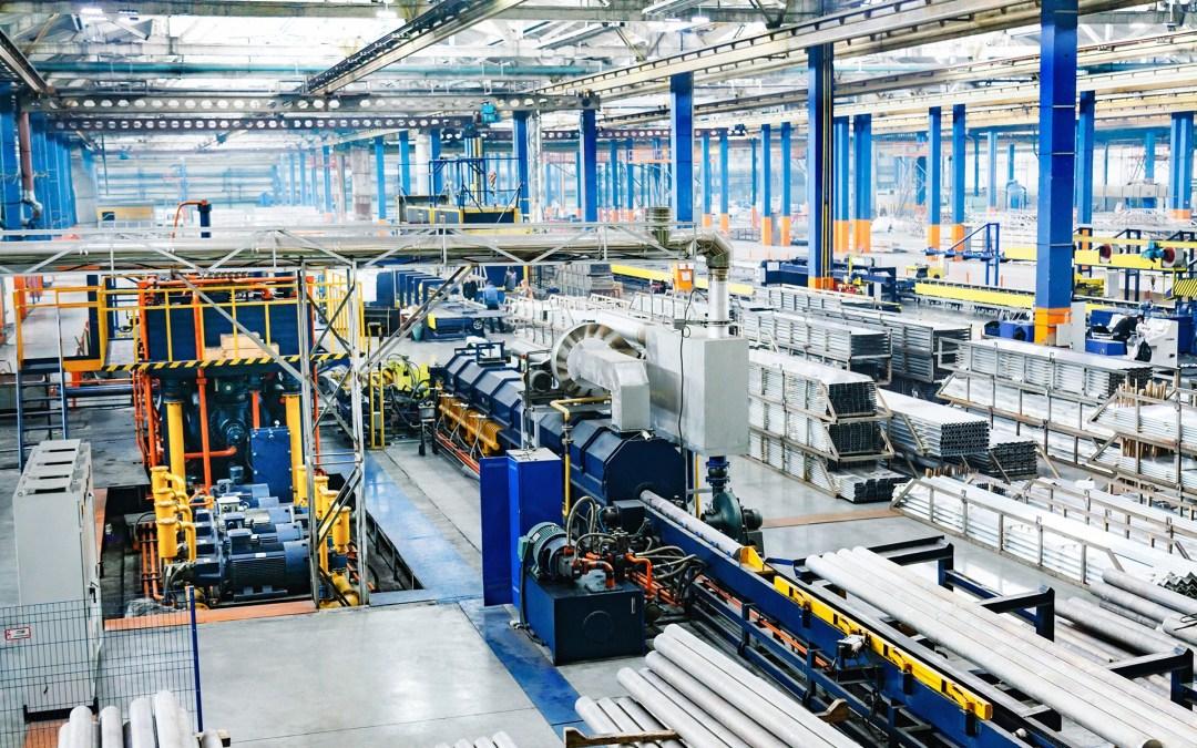 Produzierende Industrie 2021: Drei wichtige Trends