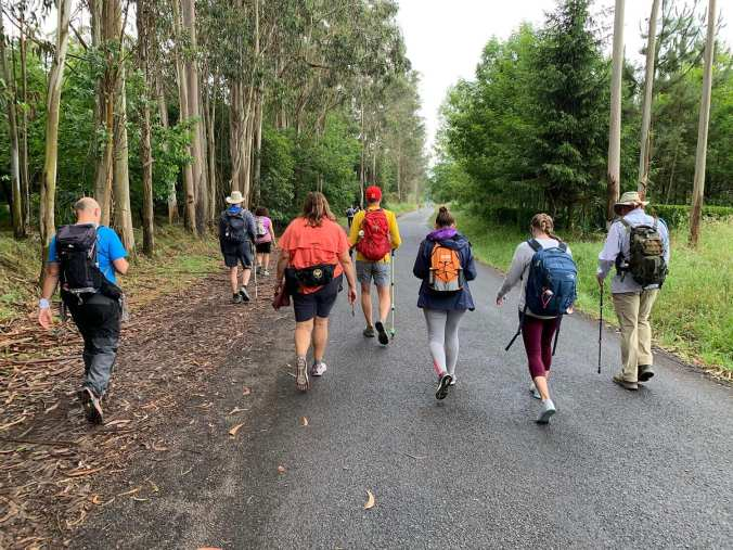 Hike The Way of St. James (1)