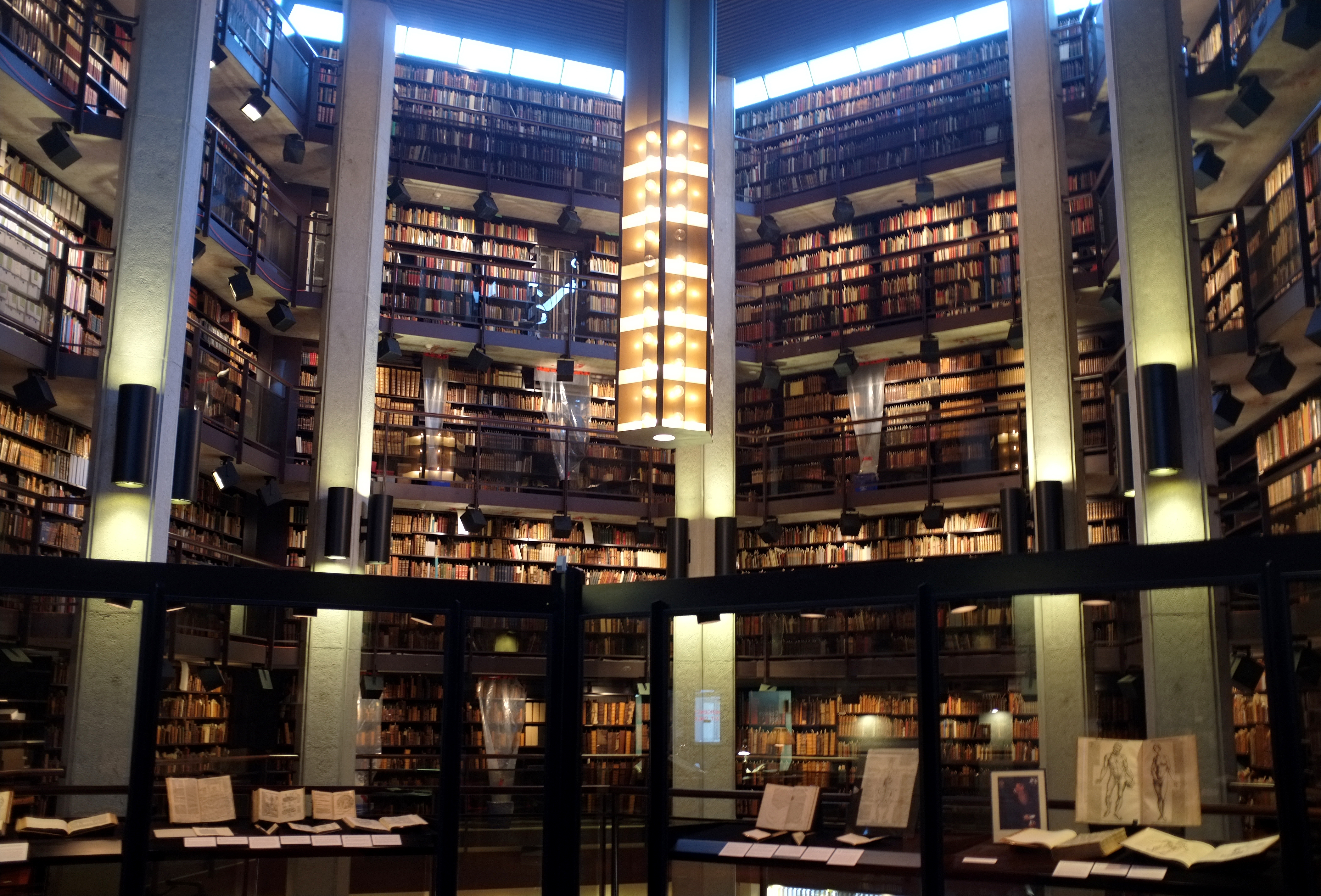 Image result for thomas fisher library